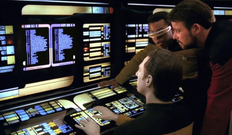 Data, Star Trek: TNG