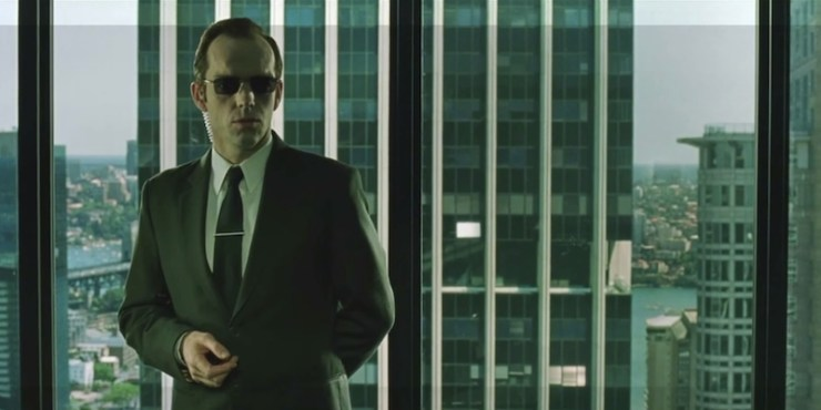 The Matrix, Agent Smith