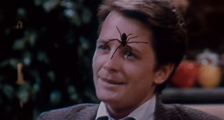 Arachnophobia first movie that scared you