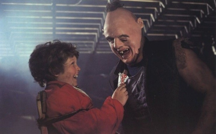 Sloth and Chunk, The Goonies
