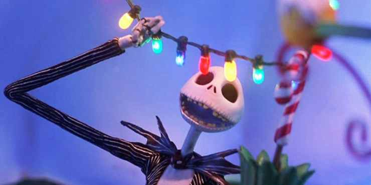 The Nightmare Before Christmas quirky horror movie list