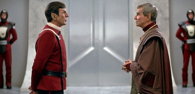 We Can Safely Say That Sarek of Vulcan is Sci-fi's Worst Dad | Tor com