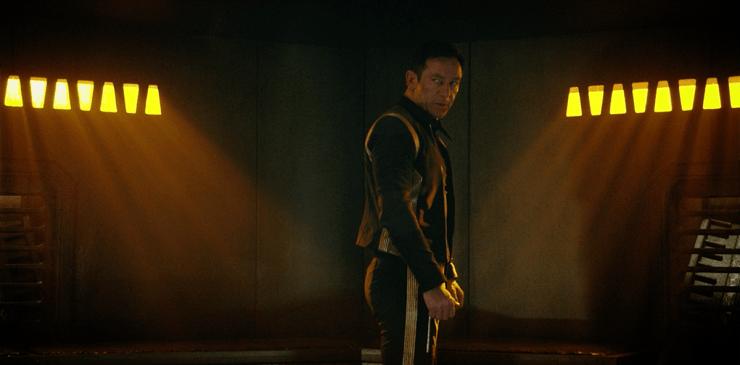 Star Trek Discovery episode Choose Your Pain Captain Lorca