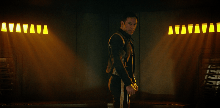 Star Trek Discovery episode Choose Your Pain Captain Lorca