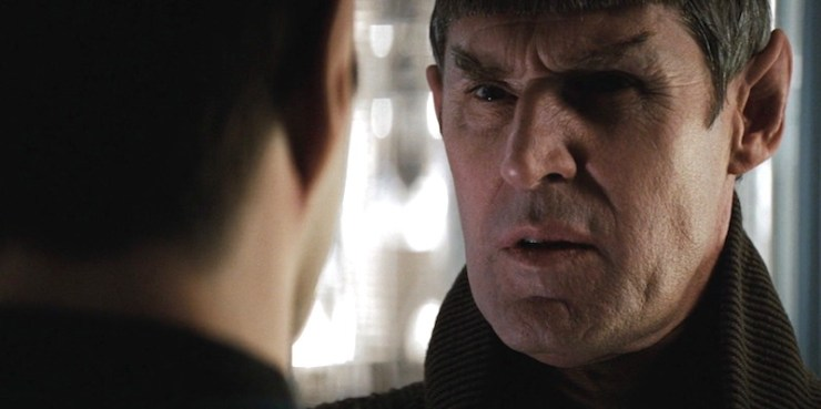 We Can Safely Say That Sarek of Vulcan is Sci-fi's Worst Dad