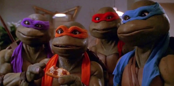 "Cowabunga!"" — Teenage Mutant Ninja Turtles (1990), Teenage Mutant"