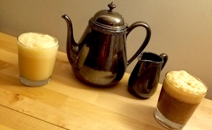 Blog Post Featured Image - Try Homemade Butterbeer for Your Next Holiday Feast!