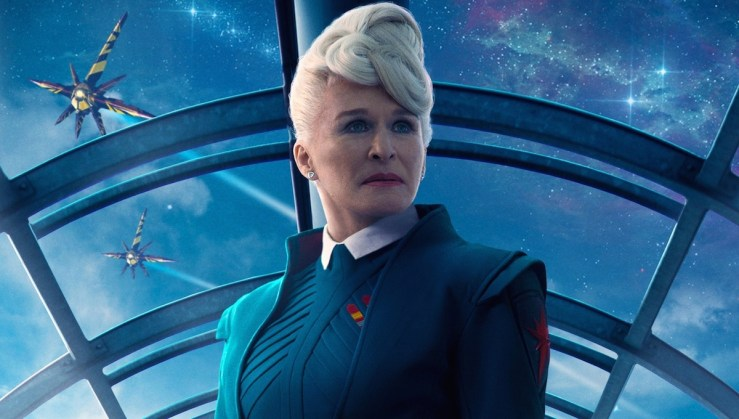 Glenn Close Guardians of the Galaxy