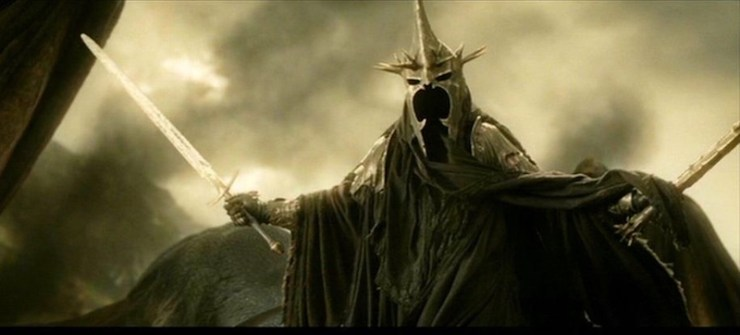 Lord of the Rings TV show speculation Witch King