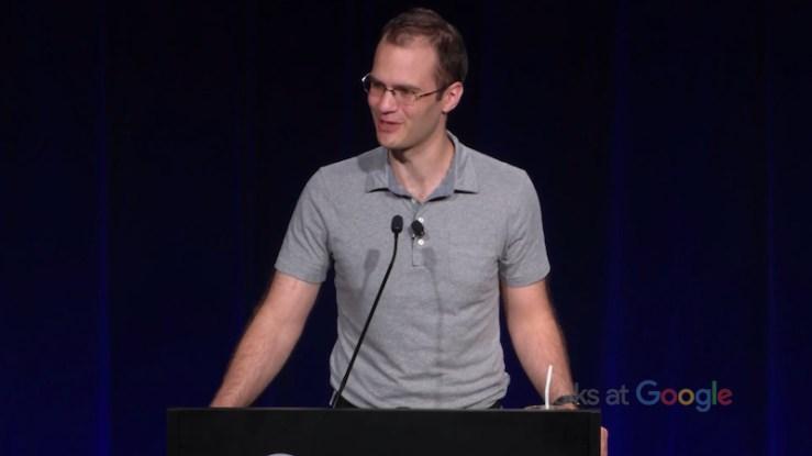 Max Gladstone Talks at Google The Ruin of Angels Tor.com Publishing