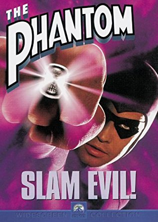 The Phantom movie slam evil