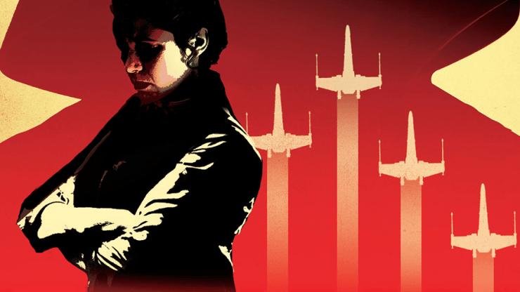 Leia Star Wars Bloodline