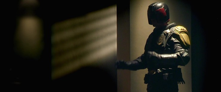 Dredd 2012 film