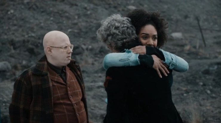 Doctor Who, Twice Upon A Time