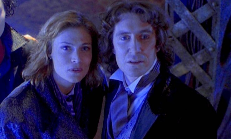 Doctor Who, Eighth Doctor and Grace
