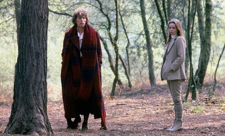 Doctor Who, Fourth Doctor and Romana