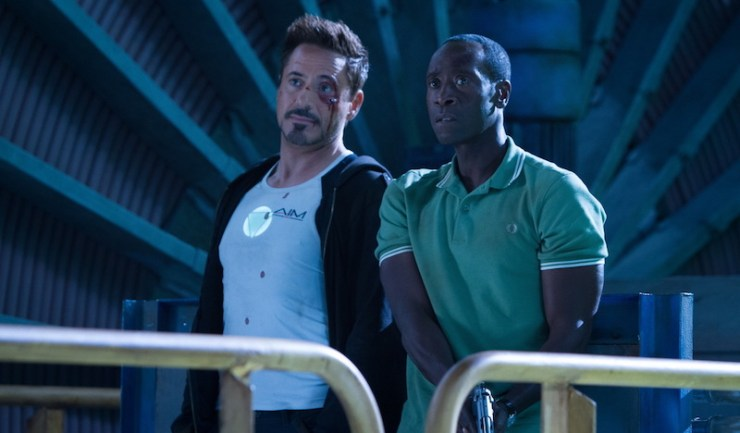 Shane Black, Iron Man 3