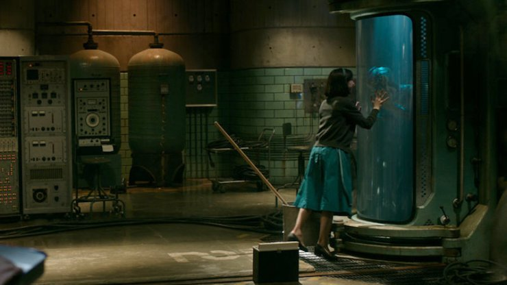 The Shape of Water, 2017