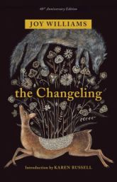 The Changeling Joy Williams book we're looking forward to in 2018