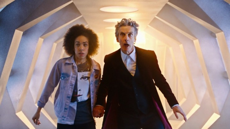 Doctor Who, Twelfth Doctor and Bill