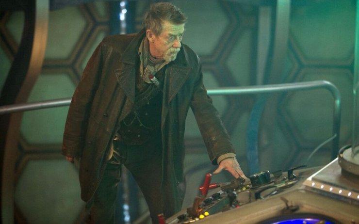Doctor Who, War Doctor
