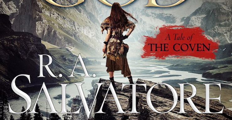 Flawed Gem: Child of a Mad God by R A  Salvatore   Tor com