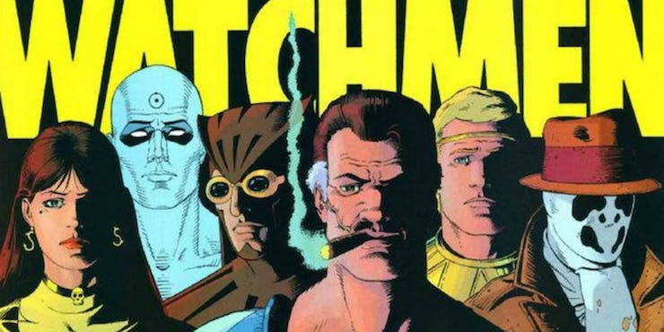 The 10 Best Comics Written By Alan Moore Tor