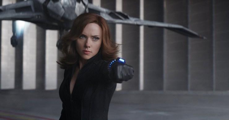 Black Widow standalone movie reportedly moving forward Jac Schaeffer Scarlett Johansson