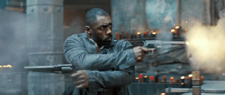 The Dark Tower, Idris Elba