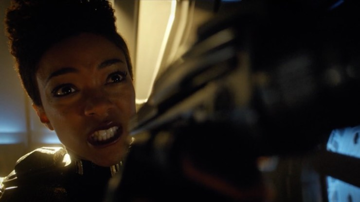 Star Trek Discovery The Wolf Inside