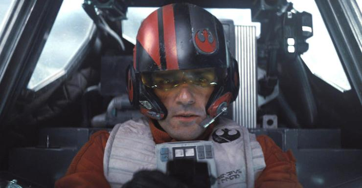 The Force Awakens, Poe Dameron