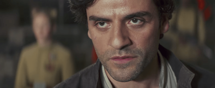 Star Wars, The Last Jedi, Poe
