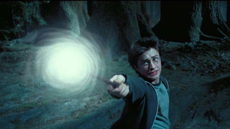 Lessons in Fantasy Languages from Harry Potter and The