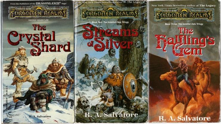 The Legacies and Dark Elves of R  A  Salvatore | Tor com