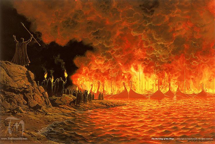 Fëanor Rage-quits Valinor | Tor com