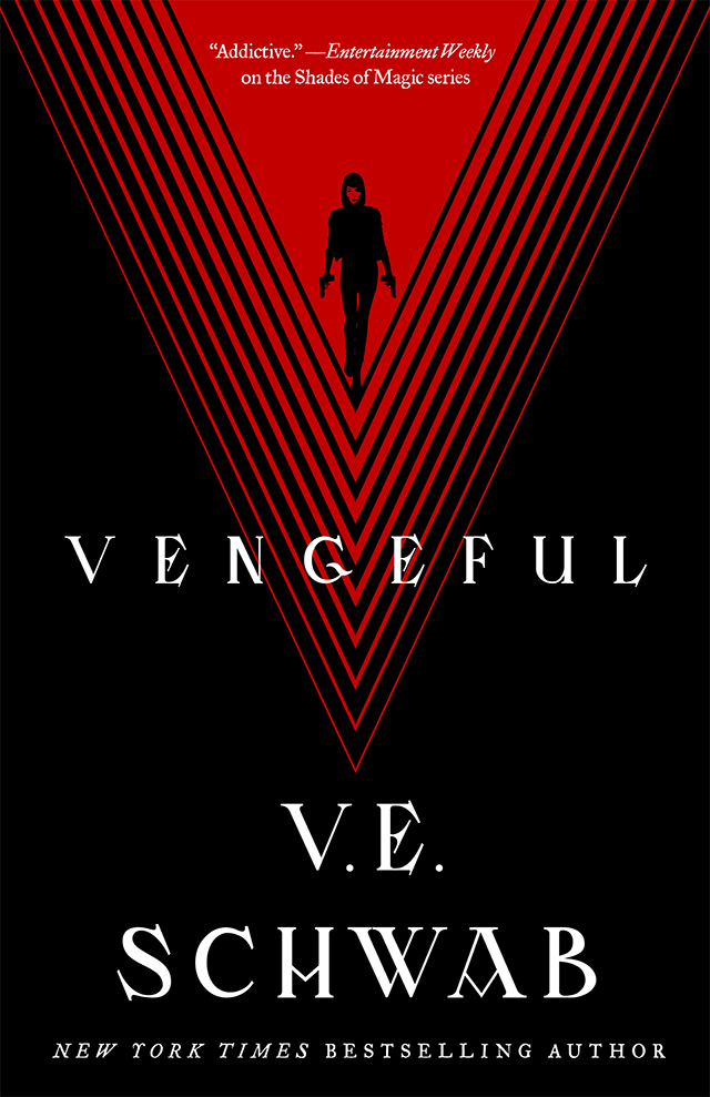 Image result for vengeful cover