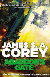 Abaddon's Gate James S.A. Corey The Expanse threequels