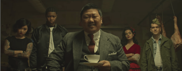 Deadly Class TV adaptation trailer