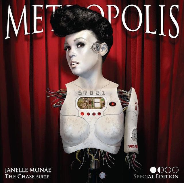 Janelle Monae Metropolis