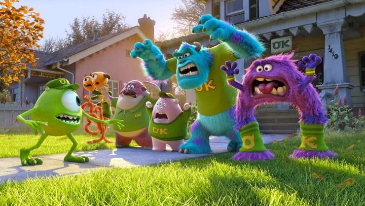Pixar Rewatch Monsters University prequel Monsters Inc.