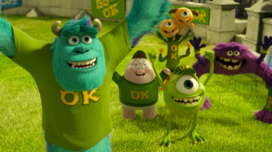Image result for monsters university