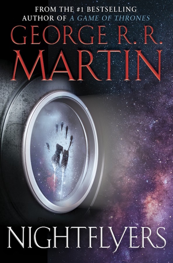 Nightflyers George R.R. Martin novella reissue Bantam Spectra