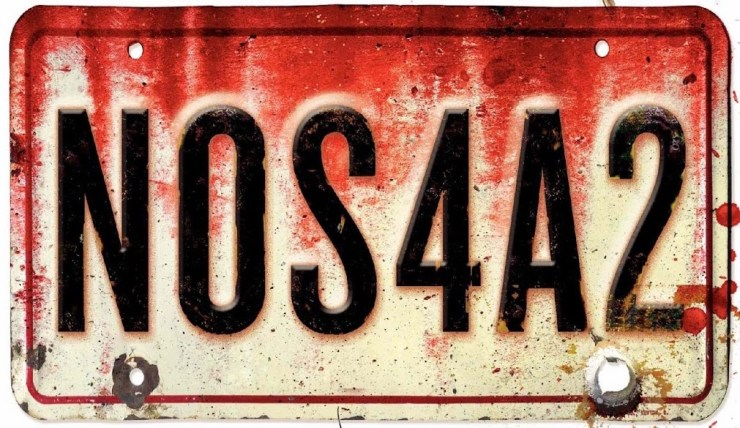 NOS4A2 adaptation Joe Hill AMC