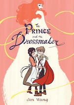 The Prince and the Dressmaker Jen Wang adaptation