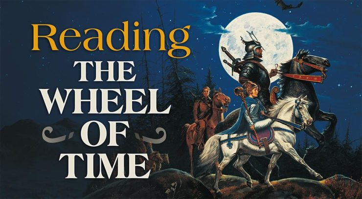 Reading The Wheel of Time series banner
