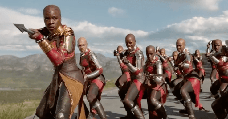 Dora Milaje Black Panther