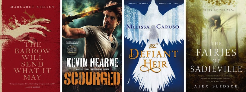 All the New Fantasy Books Coming Out in April | Tor com