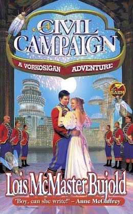 Blog Post Featured Image - Rereading the Vorkosigan Saga: A Civil Campaign, Chapter 2
