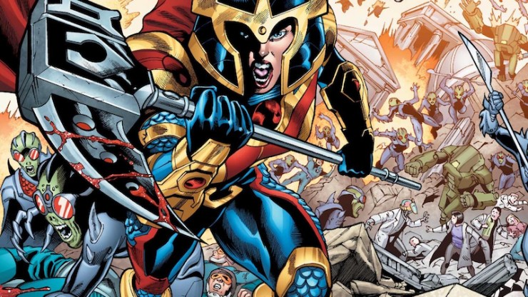Big Barda New Gods Ava DuVernay