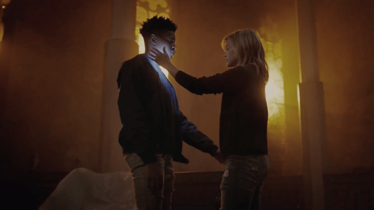 Blog Post Featured Image - Darkness Meets Light in the Newest Cloak and Dagger Trailer